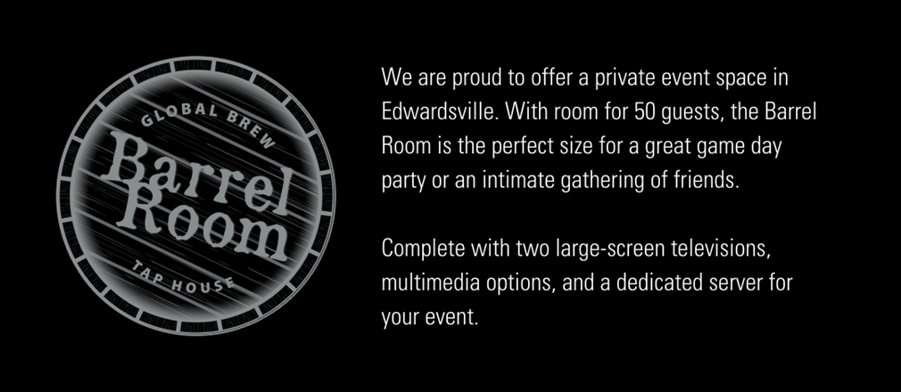 Barrel Room Intro
